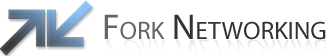 Fork Networking logo
